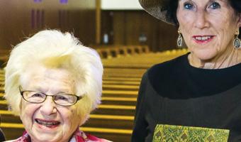 The Human Spirit: Dr. Ruth in Motown