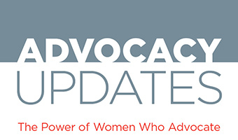 Advocacy Update | Advocate for Breast Cancer Month