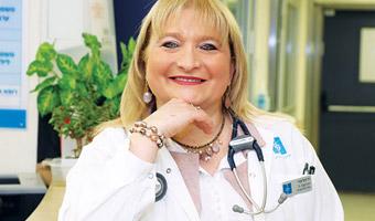 Dr. Sigal Sviri: Hadassah In Her DNA