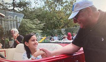 Hadassah Director General Organizes Surprise for Hospitalized Children