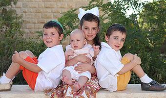 A Hadassah Family Grows
