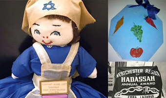 A Virtual Tour of the Fascinating Hadassah Archives