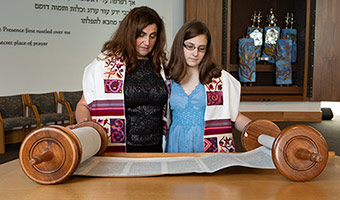 Matching Tallit: Creating a Shabbat Sanctuary