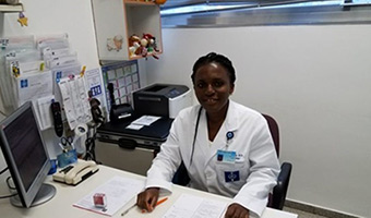 Passionate Cameroonian Doctor Values Study in Israel at Hadassah