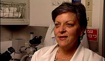 Prof. Dina Ben-Yehuda First Woman Dean of Hadassah-Hebrew University Faculty of Medicine