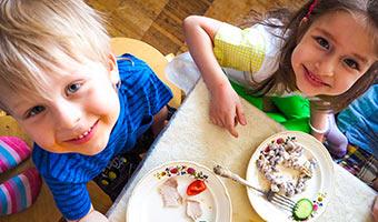 Healthy Kids' Meals Being Pioneered at Hadassah