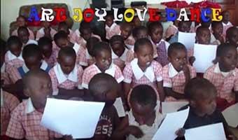 Kenyan HIV/AIDS Orphans Sing with Hadassah