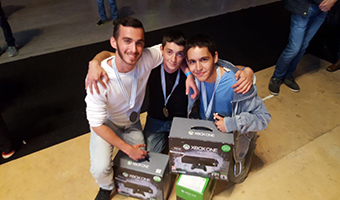 Meir Shfeyah Students Take Second Place in Israel YA