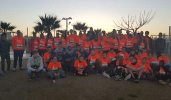 Hadassah's Youth Aliyah Village, Meir Shfeya, Prepares for the Jerusalem Marathon