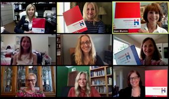 Safety, Not Silence: Our Advocates Take Meetings With Congress Online