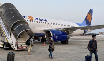 Hadassah and Israir Offer Sale of Rapid COVID-19 Test With Flight Ticket
