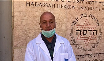 On the Way to a Cure for COVID-19: Hadassah's Researchers Forge Ahead