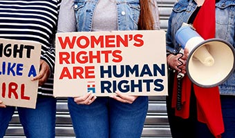 Stand Up with Hadassah for Reproductive Choice | Advocacy Update 5.22