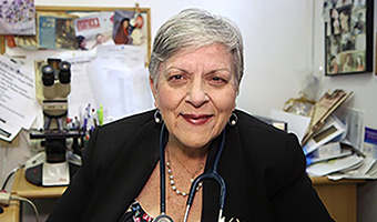 Hadassah Hematologist Dina Ben-Yehuda: Healer, Researcher, Mentor, and Dean