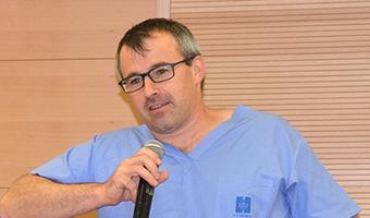 Hadassah Spine Surgeon Chosen to Participate in Mexico's Gifted Citizen Event