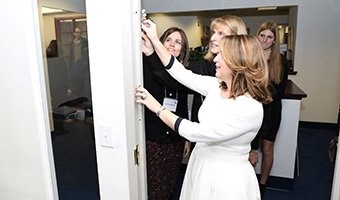 Government and Jewish Leaders Help Hadassah Celebrate New DC Office
