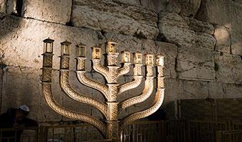 Hanukkah Miracles at Hadassah Hospital