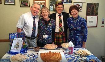 A Very Hadassah Hanukkah With Southern CA-Metro Area's Sharon Group