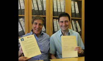 Hadassah and Australia Research Institute Sign MOU to Collaborate