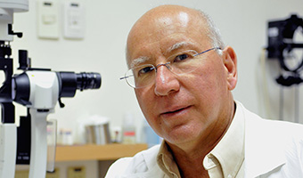 Hadassah's Globally Renowned Ophthalmologist Receives International Recognition