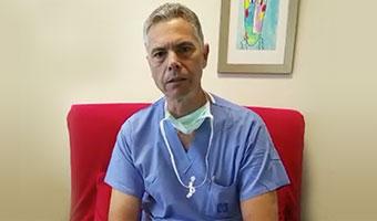 Terror Victim in Stable Condition at Hadassah Hospital Ein Kerem