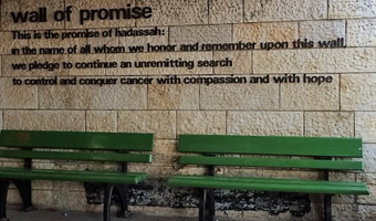 Being a Patient at Hadassah: Aly's Blog