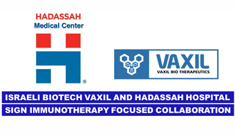 Israeli Biotech Company Forges Immunotherapy Collaboration with Hadassah