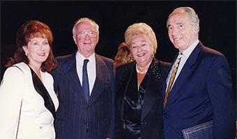 Hadassah Mourns Our Friend, Shimon Peres