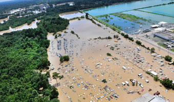 Hadassah in Action: Baton Rouge Flooding