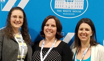 Hadassah at the United State of Women Summit