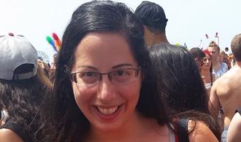 Hadassah Life Member Deena Martin recounts the Sarona Market Terrorist Attack