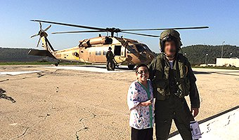 At Hadassah, the Sky is the Limit