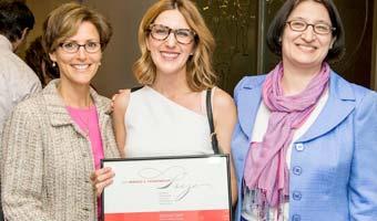 Meet Jessica Nare, the winner of 2015 Bernice S. Tannenbaum Prize!