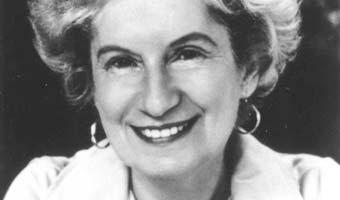 We Mourn the Passing of Bernice S. Tannenbaum