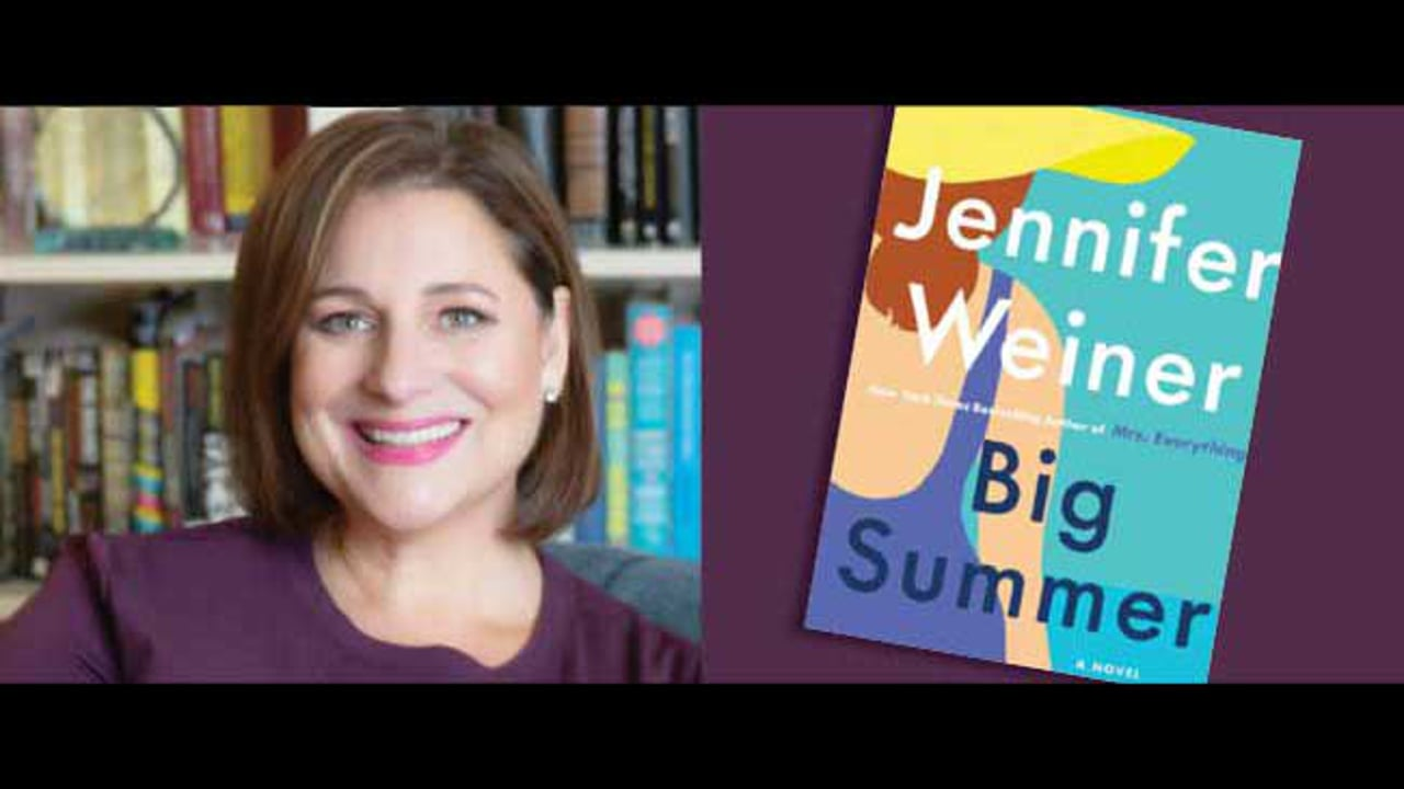 "Interview with Jennifer Weiner, ""Big Summer"""