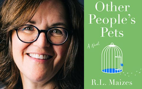 Interview with R.L. Maizes, author of Other People's Pets