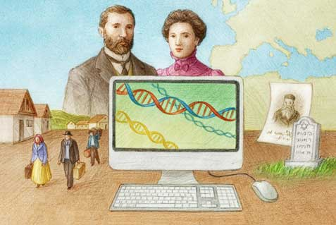 How Genealogy Became the Great Jewish Pastime