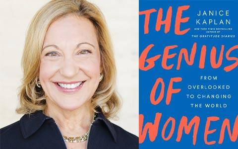 Celebrate the Genius of Jewish Women with Janice Kaplan