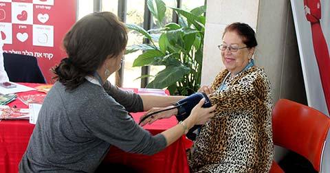 Heartfelt Change, Thanks to Female-Focused Center at Hadassah