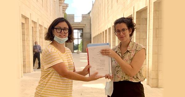 Hadassah Foundation Awards $330,000 to Embolden Gender Justice in Israel