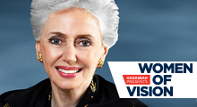 Women of Vision: interview with Dr. Georgette Bennett