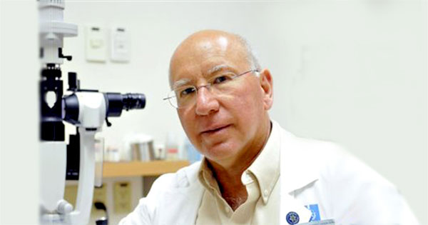 Hadassah Ophthalmologist Is First Israeli to Receive ARVO Award