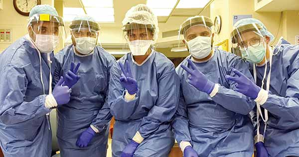 Hadassah Hospital Closes Its Last COVID-19 Outbreak Unit