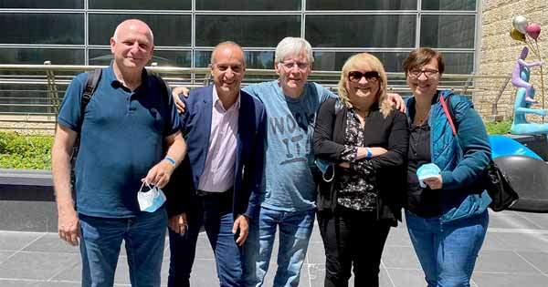 Hadassah's COVID-19 Mission to Argentina Wraps Up With Another Set of Successful Meetings
