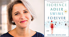 Live interview with Rachel Beanland, author of Florence Adler Swims Forever.