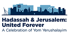 Hadassah and Jerusalem: United Forever