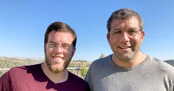 Two Hadassah Physicians and One's Son Save a Neighbor