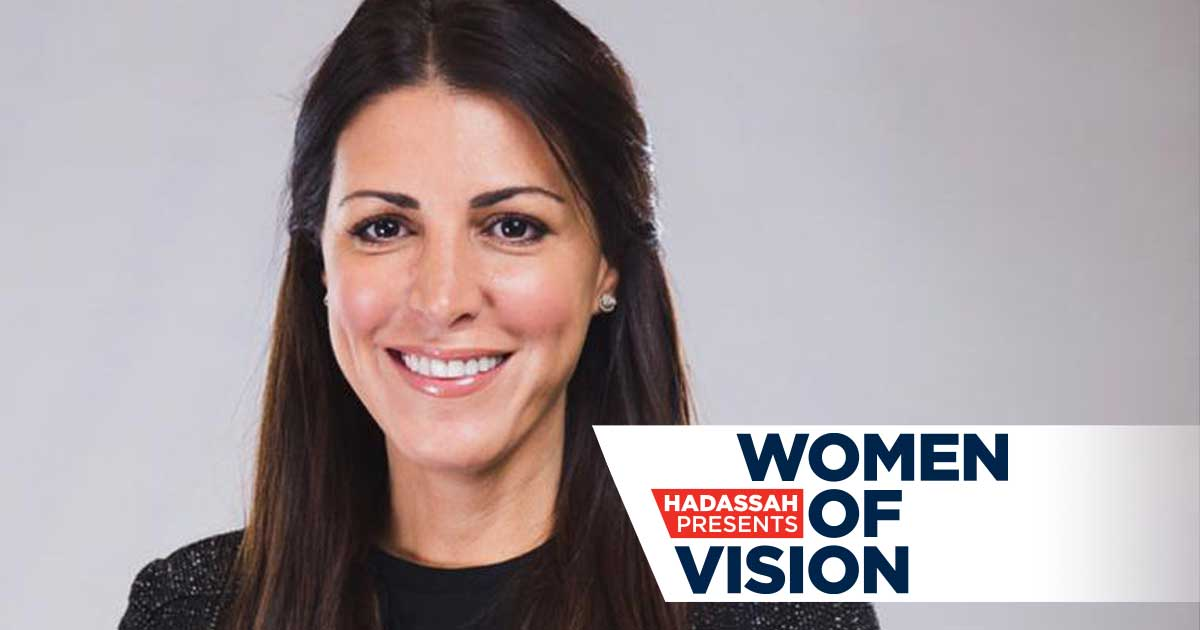 Sivan Yaari: Using Israeli Technology to Change Lives in Africa