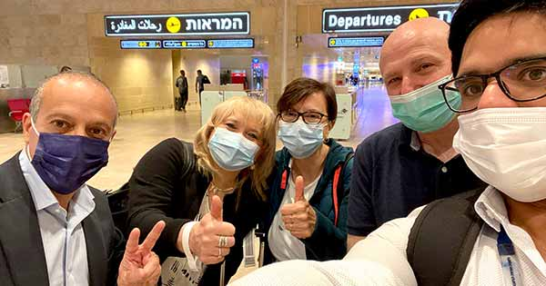 From Israel to South America: Hadassah International's Butterfly Effect