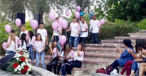 100 New Graduates at Meir Shfeyah Youth Aliyah Village